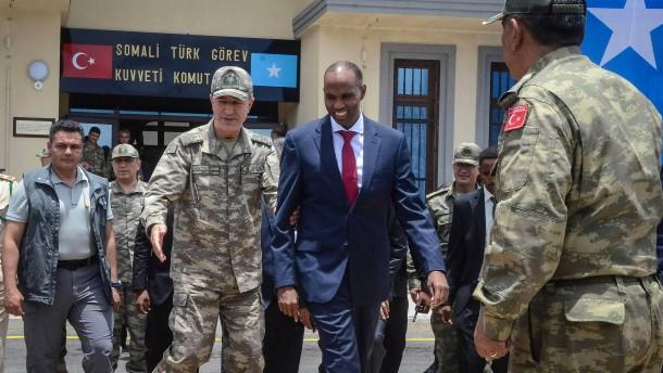 Was will Ankara in Afrika?
