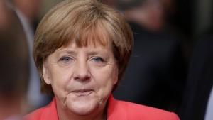 Merkel zeigt sich gesprächsbereit