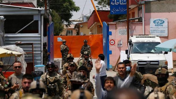 Friedensprozess in Afghanistan in Gefahr