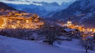 Das skifahrende französische Bürgertum hofft weiterhin auf Fillon – dessen Skandale sind in seinen Augen immerhin Ausdruck von Familiensinn.