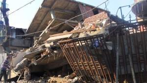 Schweres Erdbeben erschüttert Nordosten Indiens