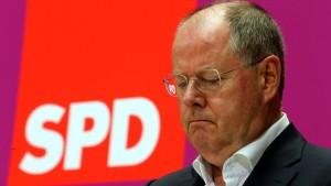 Kritik an Steinbrück wegen DDR-Äußerung