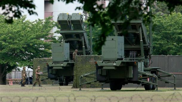Nordkorea feuert abermals Rakete ab
