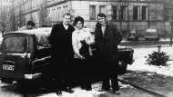 Bis Mitte der Siebziger Jahre war Kath (rechts) einer der erfolgreichsten Antiquitätenhändler der DDR.