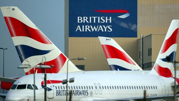 British Airways und Air France stellen Flüge nach Teheran ein