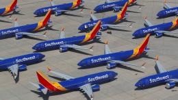 Boeing entscheidet über Produktionsstopp für 737 Max