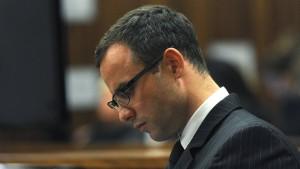 Verteidigung: Pistorius ist selbstmordgefährdet