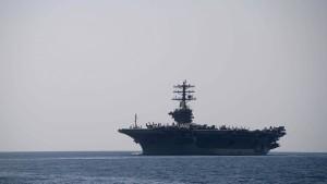 Amerikaner feuern Warnschüsse in Richtung iranischer Boote