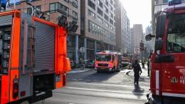 Brand in Berliner Hotel geht glimpflich aus
