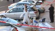 Tödlicher Anschlag auf Synagoge in Jerusalem