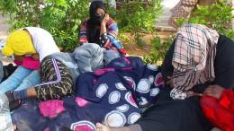 101 Migranten aufgehalten und festgenommen