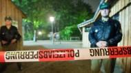 Polizei untersucht mutmaßlichen Doppelsuizid