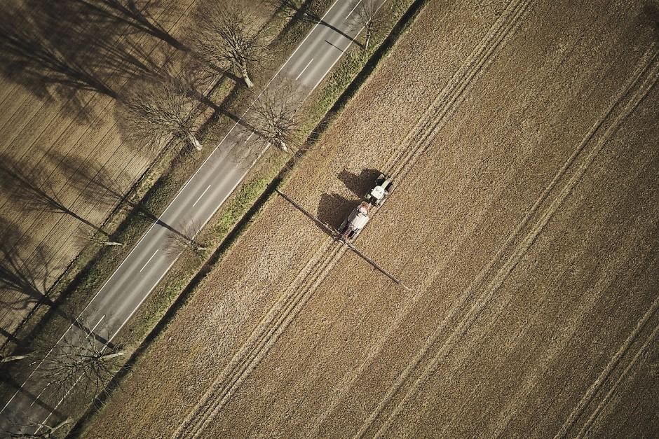 Geht moderne Landwirtschaft ohne chemische Schädlingsbekämpfung?
