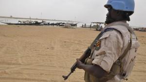 Mindestens 19 Tote bei Angriffen auf UN-Soldaten