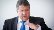 Gabriel will EU-Wettbewerbsrecht für mehr Investitionen lockern
