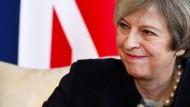 Zum ersten Mal Mehrheit für Mays Brexit-Strategie