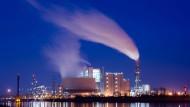 Deutscher CO2-Ausstoß sinkt deutlich