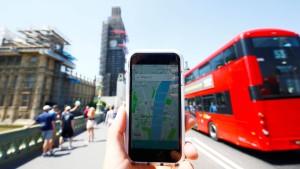 Uber fährt in London vorläufig auf Bewährung