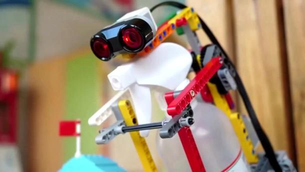 Mit Lego gegen das Coronavirus