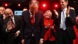 Weil auf dem Zettel, Schulz im Sinn