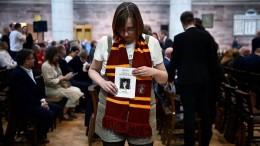 Bewegende Trauerzeremonie für Journalistin Lyra McKee