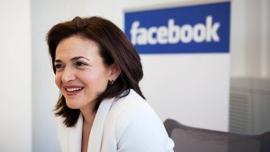 Facebook-Chefin klagt über Deutsche