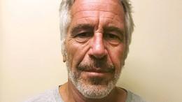 Epstein setzte zwei Tage vor seinem Tod Testament auf