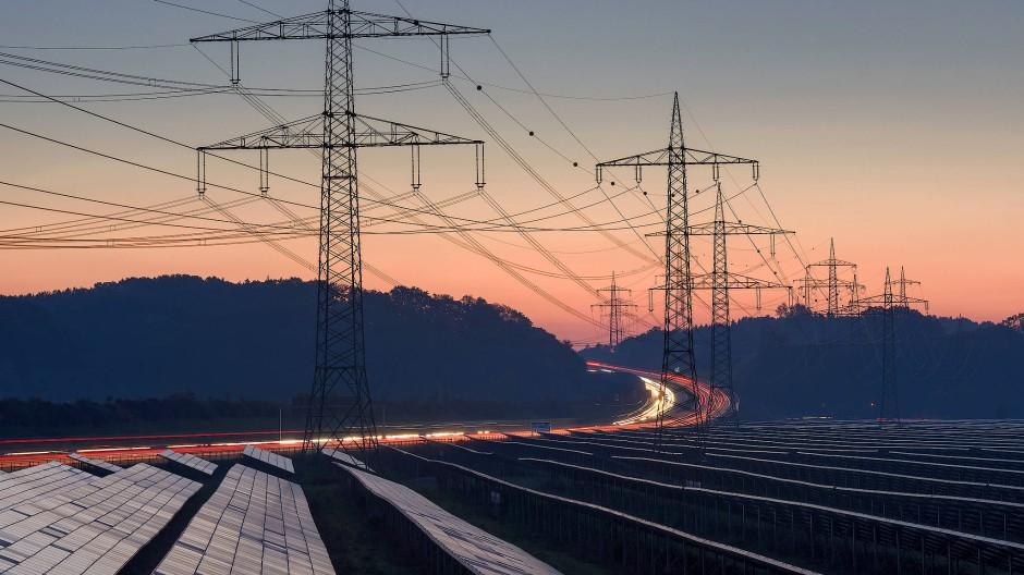 Trügerische Idylle: Im Stromnetz fließt oft zu wenig Strom.