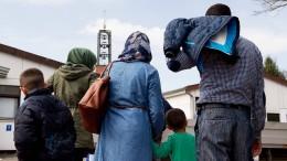 Bisher 43.000 Aufenthaltstitel für syrische Verwandte