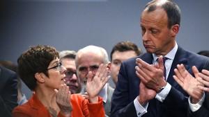 """""""Die CDU stürzt ihre Vorsitzenden nicht"""""""