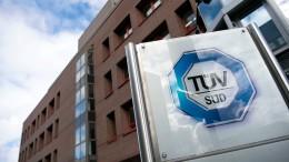 TÜV Süd geht auf Distanz zu Damm-Kontrollen