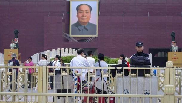 """China wirft Pompeo """"Vorurteile und Arroganz"""" vor"""