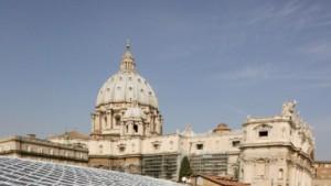 Das Kreuz mit dem Solardach
