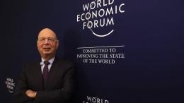 """""""Die Welt braucht Davos heute mehr denn je"""""""