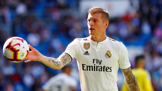 Toni Kroos bleibt in Madrid