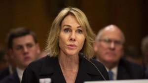 Kelly Craft wird neue UN-Botschafterin