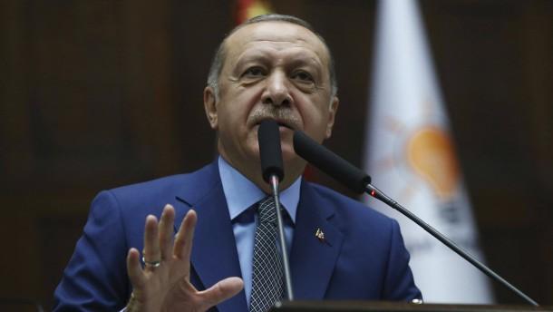 Erdogan will YPG angreifen