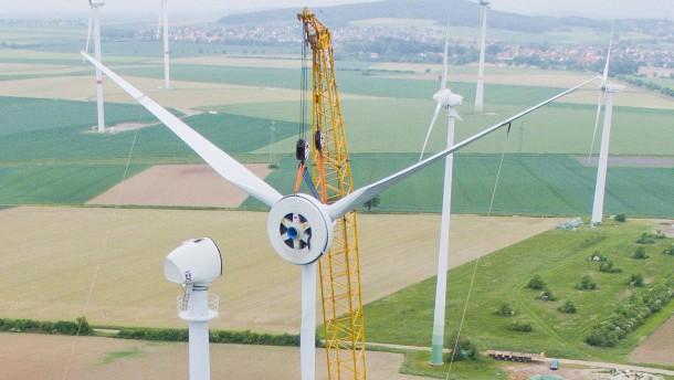 Wer ist schuld an der Windkraftkrise?