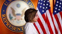 Warum Nancy Pelosi für ein schnelles Impeachment plädiert