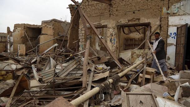Saudisches Militärbündnis kündigt zweiwöchige Waffenruhe an