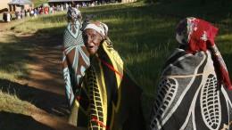 Umhang aus Lesotho wird zum Trend