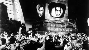 Was Trump mit Orwells Bestseller gemein hat