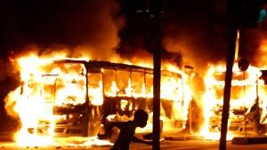 Gewaltausbrüche überschatten Generalstreik