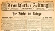 Frankfurter Zeitung 1914-11-04