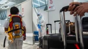 Corona-Fälle in Hessen steigen stark an