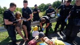 Klimaproteste im Braunkohlerevier