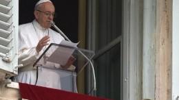 Papst Franziskus: Reformer und Friedensbotschafter