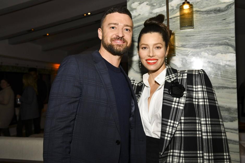 Teure Fremdgeh-Klausel im Ehevertrag: Justin Timberlake und Jessica Biel