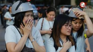 Starkes Erdbeben erschüttert Philippinen