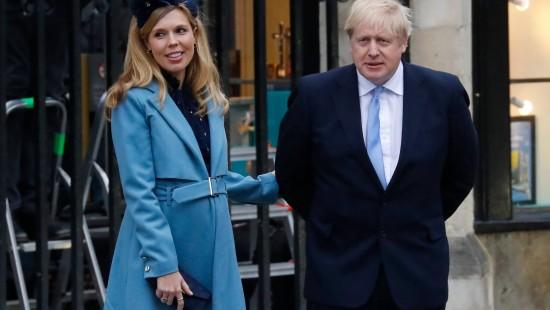Boris Johnson wieder Vater geworden